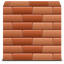 Tuiles et briques en terre cuite