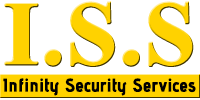 Infinity Security Service (ISS) logo