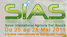 le Salon International Agricole Sidi Bouzid SIAS